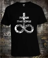 Футболка Satanic Cross