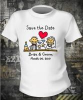 Футболка Save the Date