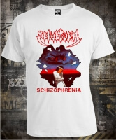 Футболка Sepultura Schizophrenia