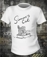 Футболка Simon's Cat