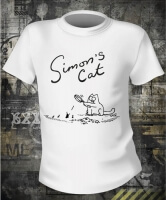 Футболка Simon's Cat