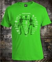 Футболка Skeleton Bones