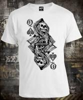 Футболка Skull Queen