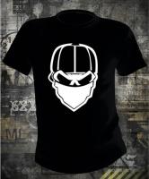 Футболка Skull gangsta