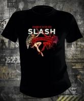 Slash Standing In The Sun