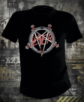 Футболка Slayer Pentagram