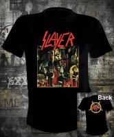 Футболка Slayer Reign in Blood