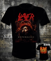 Футболка Slayer Repentless