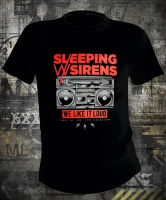 Футболка Sleeping With Sirens We Like it Hard