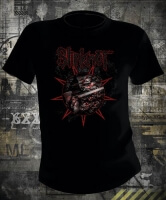 Футболка Slipknot Negative Star