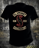 Футболка Slipknot Patched Up