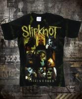 Футболка Slipknot Sicnesses