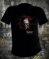 Футболка Slipknot Star Skull