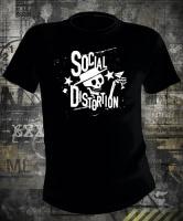 Social Distortion Distressed Stars