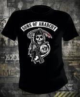 Футболка Sons Of Anarchy