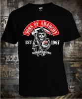 Футболка Sons Of Anarchy 1967