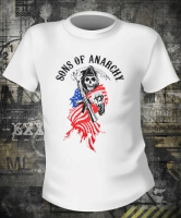 Sons Of Anarchy Reaper USA