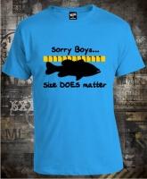 Футболка Sorry Boys Size Does Matter