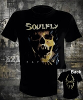 Футболка Soulfly Savages