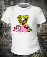 Sponge Bob Zombie