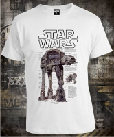 Футболка Star Wars AT-AT Scheme