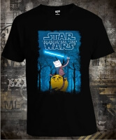 Футболка Star Wars Adventure Time
