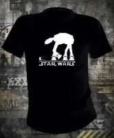 Футболка Star Wars At-At R2D2
