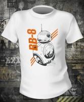 Футболка Star Wars BB-8 Sketch