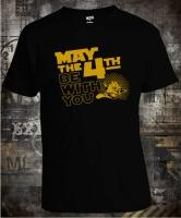 Футболка Star Wars Be With You