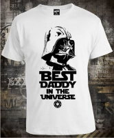 Star Wars Best Daddy In The Universe