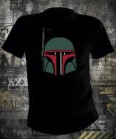 Футболка Star Wars Boba Fett Helmet