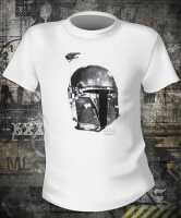 Футболка Star Wars Boba Fett Big Helmet