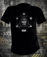 Футболка Star Wars Darth Vader Symbols