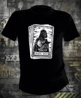 Футболка Star Wars Darth Vader Tarot Card