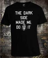 Футболка Star Wars Darth Vader Dark Side Made Me
