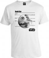 Футболка Star Wars Death Star