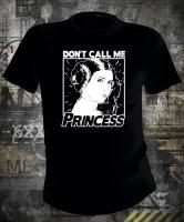 Футболка Star Wars Don't Call Me Princess