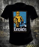 Футболка Star Wars Droid Framed