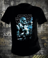 Футболка Star Wars Episode 7 Stormtroopers