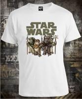 Футболка Star Wars Ewoks
