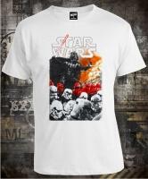 Футболка Star Wars Extermination