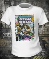 Футболка Star Wars Han And Chewie Poster