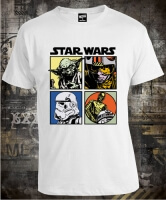 Футболка Star Wars Hero Blocks