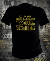 Футболка Star Wars I Am Your Father