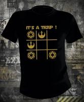 Футболка Star Wars It's a Trap