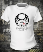Футболка Star Wars Kiss Me Trooper