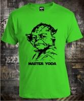 Футболка Star Wars Master Yoda