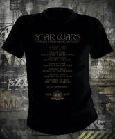 Футболка Star Wars On Tour Since 1977