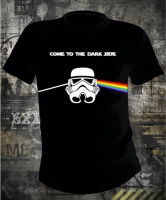 Футболка Star Wars Pink Floyd
