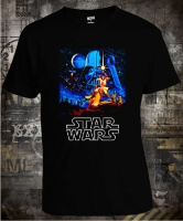 Футболка Star Wars Poster